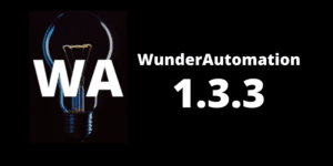 WunderAutomation 1.3.3