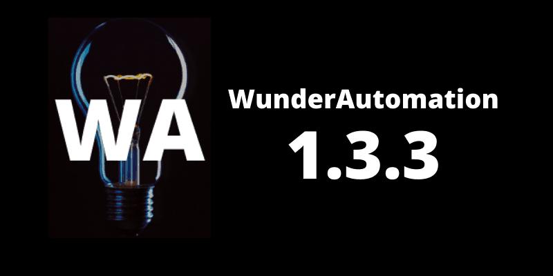 WunderAutomation 1.3.3