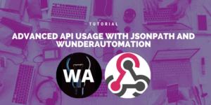 Advanced API usage with JSONPath